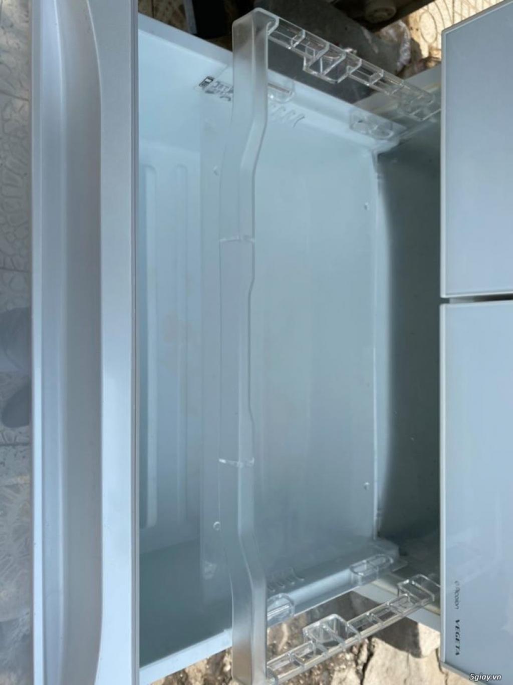 Tủ lạnh TOSHIBA GR - G51FXV (ZW) 510L date 2013, màu trắng - 4