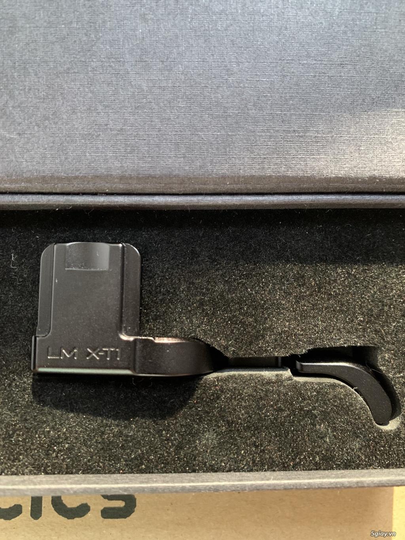 [HCM] Thumbrest Fujifilm X-100T/X-T1/X-T2/XE-1/XE-2 - 2