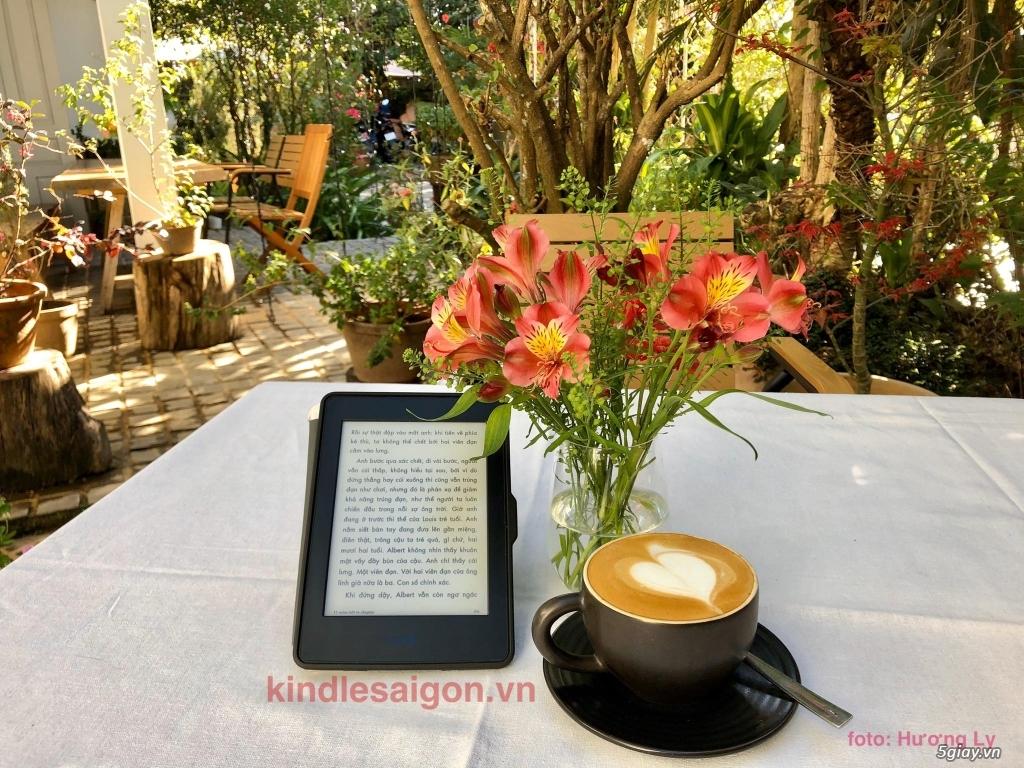 Bán máy đọc sách Kindle chính hãng Amazon - Kindlesaigon.vn
