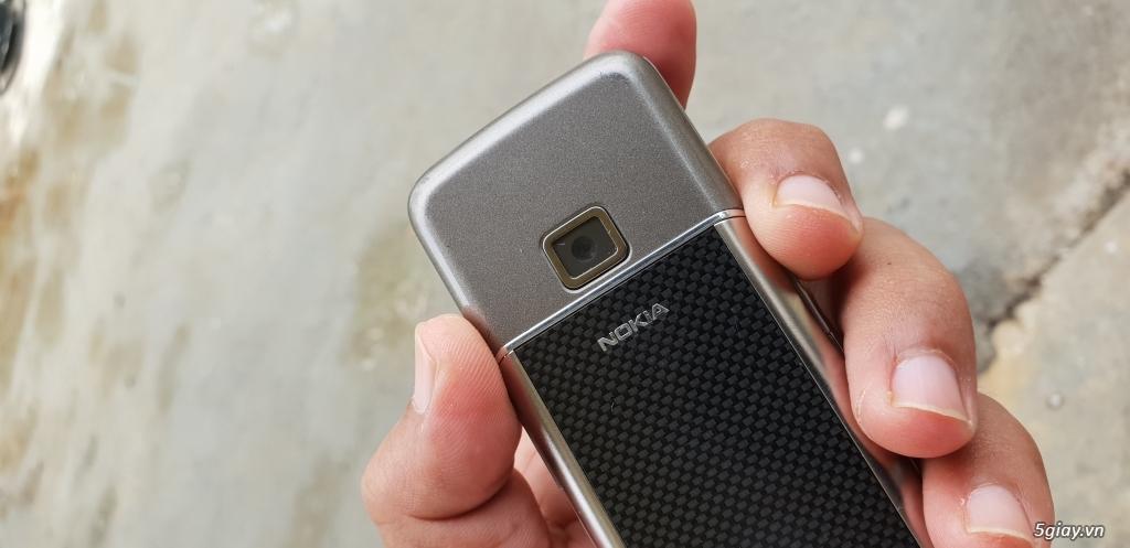 Bán vỏ Nokia 8800,6700,8600 tất cả các loại, linh kiện cần gì cũng có