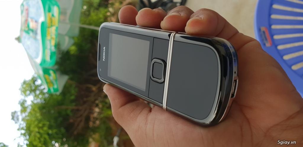 Bán vỏ Nokia 8800,6700,8600 tất cả các loại, linh kiện cần gì cũng có - 1