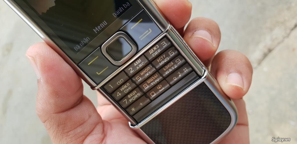 Bán vỏ Nokia 8800,6700,8600 tất cả các loại, linh kiện cần gì cũng có - 3