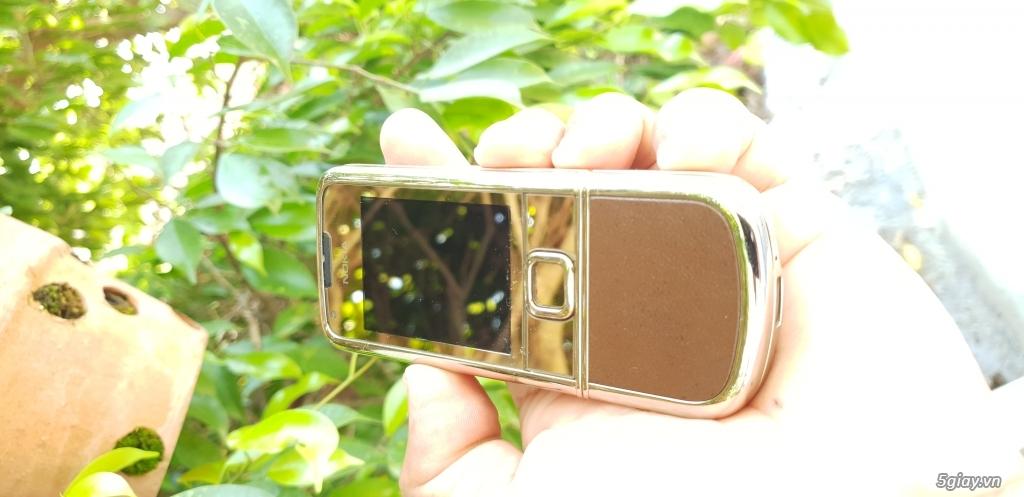 Bán vỏ Nokia 8800,6700,8600 tất cả các loại, linh kiện cần gì cũng có - 2
