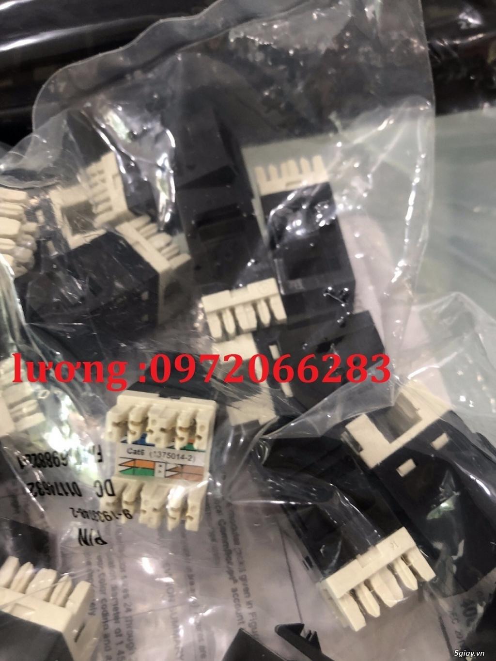 Thanh đấu nối Patch panel 48 port CAT6 COMMSCOPE P/N: 1375015-2 - 2