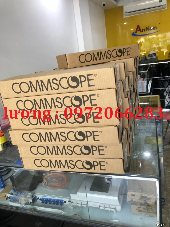Thanh đấu nối Patch panel 48 port CAT6 COMMSCOPE P/N: 1375015-2 - 4