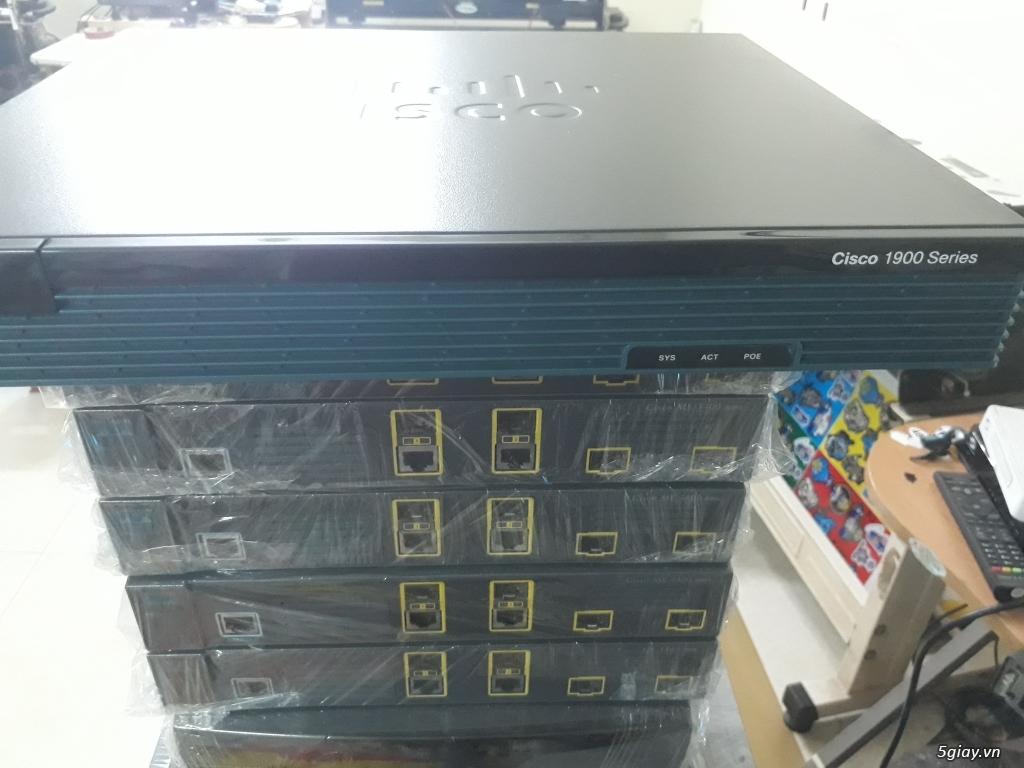 Cisco 1921 & 881 & 877