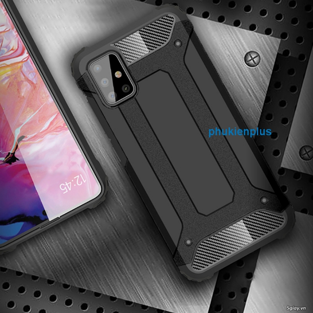 Samsung A71 Pro ốp lưng Ultra Case hầm hố - 4