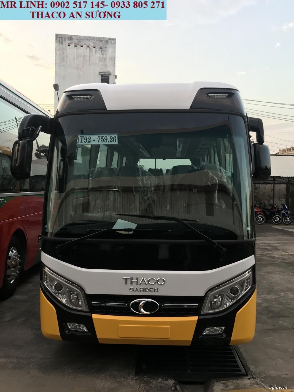 Xe Bus 29 chổ thaco garden TB79S đời 2020 giá rẻ