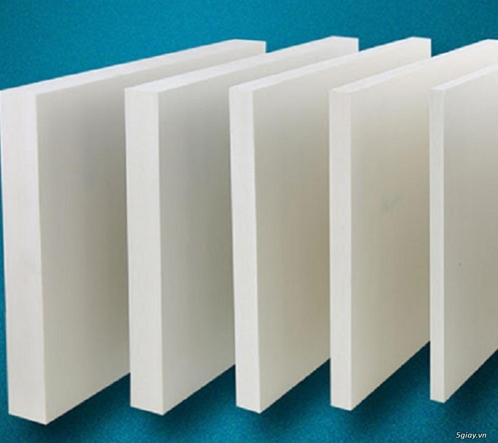 Tấm nhựa PVC Foam có tính năng gì nổi bật