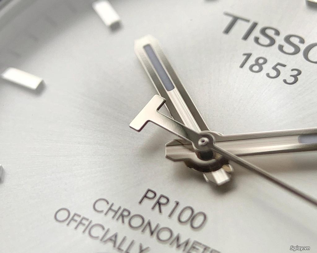 Tissot PR100 Chronometer - 10