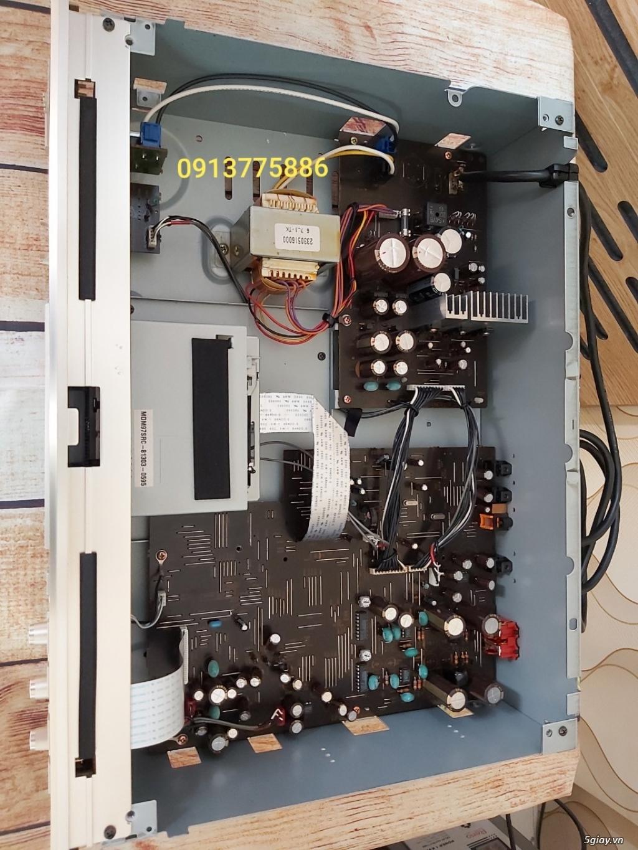 MD Sony JA50ES, Loa Wharfedale W70, Loa Infinity RS-255. - 68