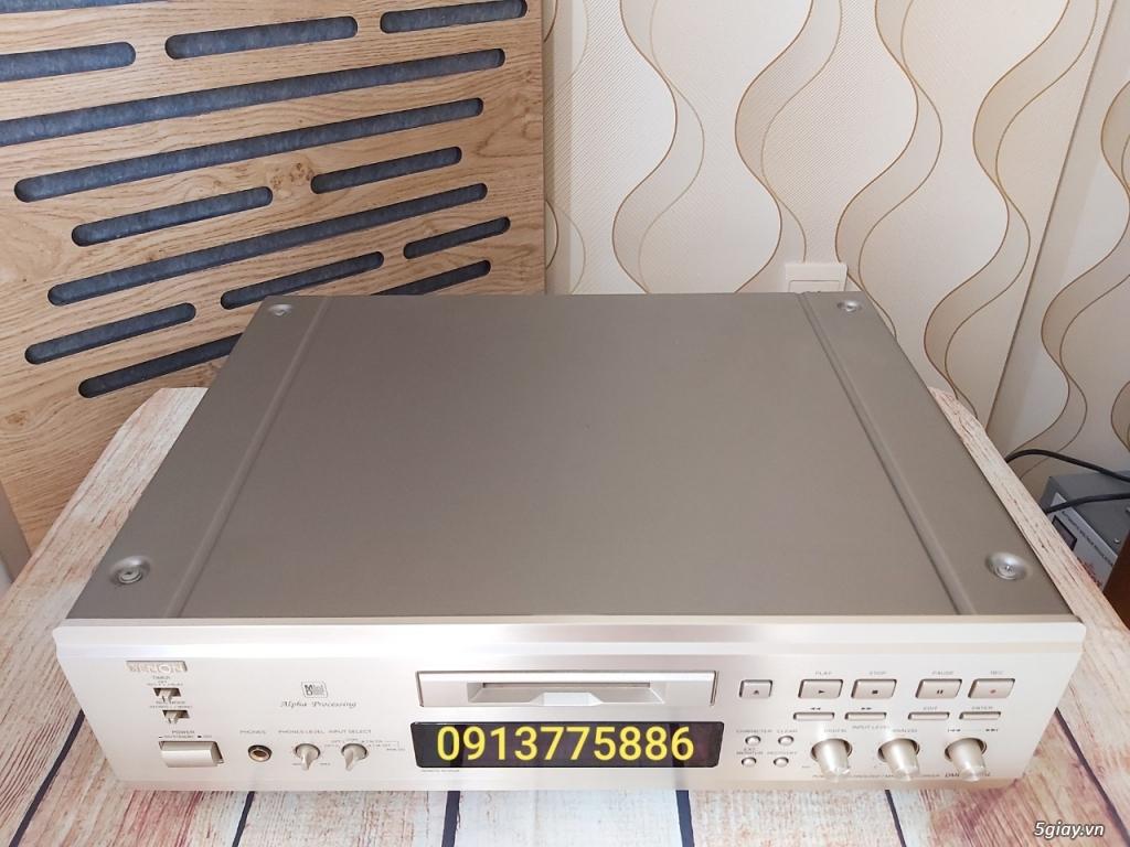 MD Sony JA50ES, Loa Wharfedale W70, Loa Infinity RS-255. - 64