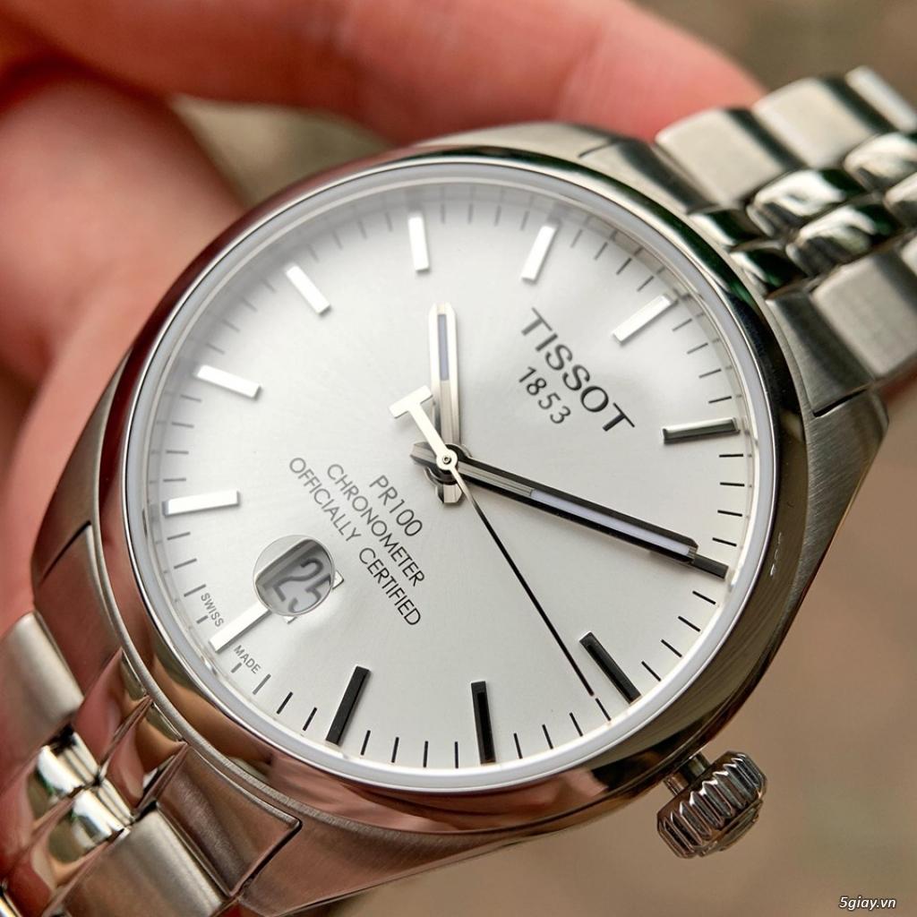Tissot PR100 Chronometer - 6