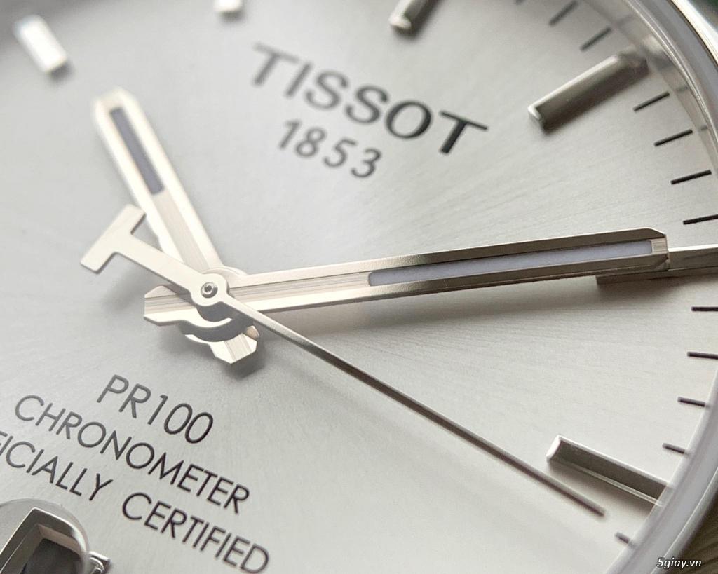 Tissot PR100 Chronometer - 9