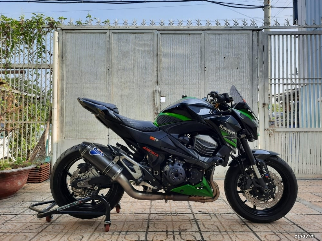 Cần bán: Kawasaki Z800 2016 ABS - 1