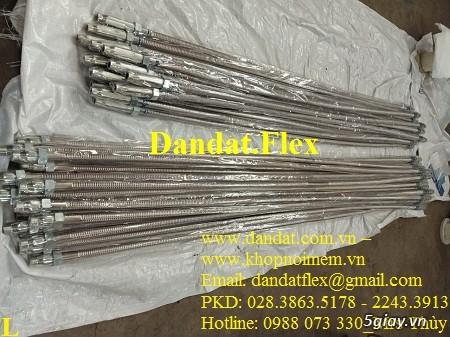 Ống mềm nối đầu phun chữa cháy, Ống mềm Sprinkler, ống mềm PCCC dn25 - 4