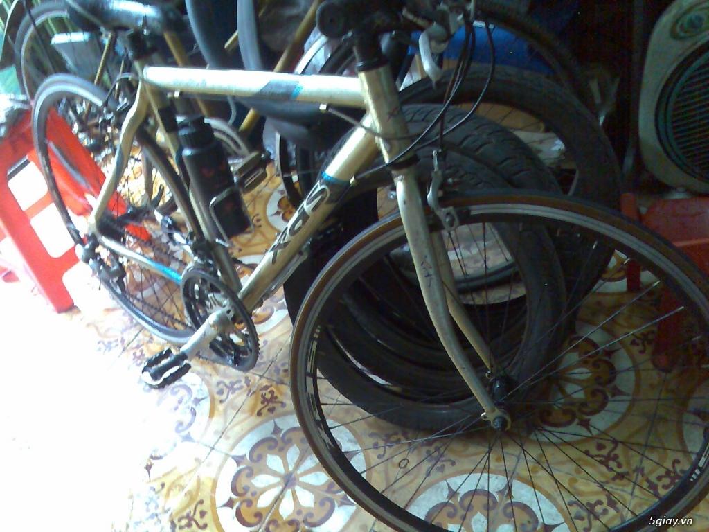 Bán xe đạp sườn nhôm spx
