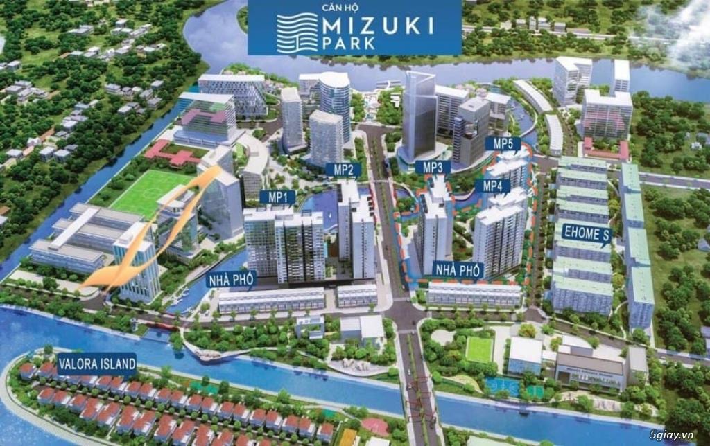 Cho thuê căn hộ cao cấp Flora Mizuki Park - Nguyễn Văn Linh, Bình Hưng