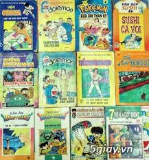 Mua truyện tranh cũ giá cao,lại tận nhà mua.0933261941 - 2