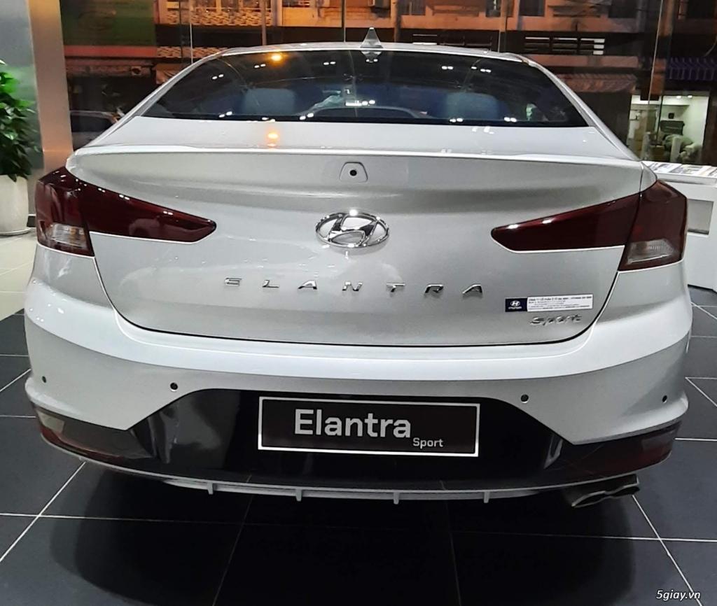 Elantra Sport 1.6 T-GDi 2019 Mới 100% - 2