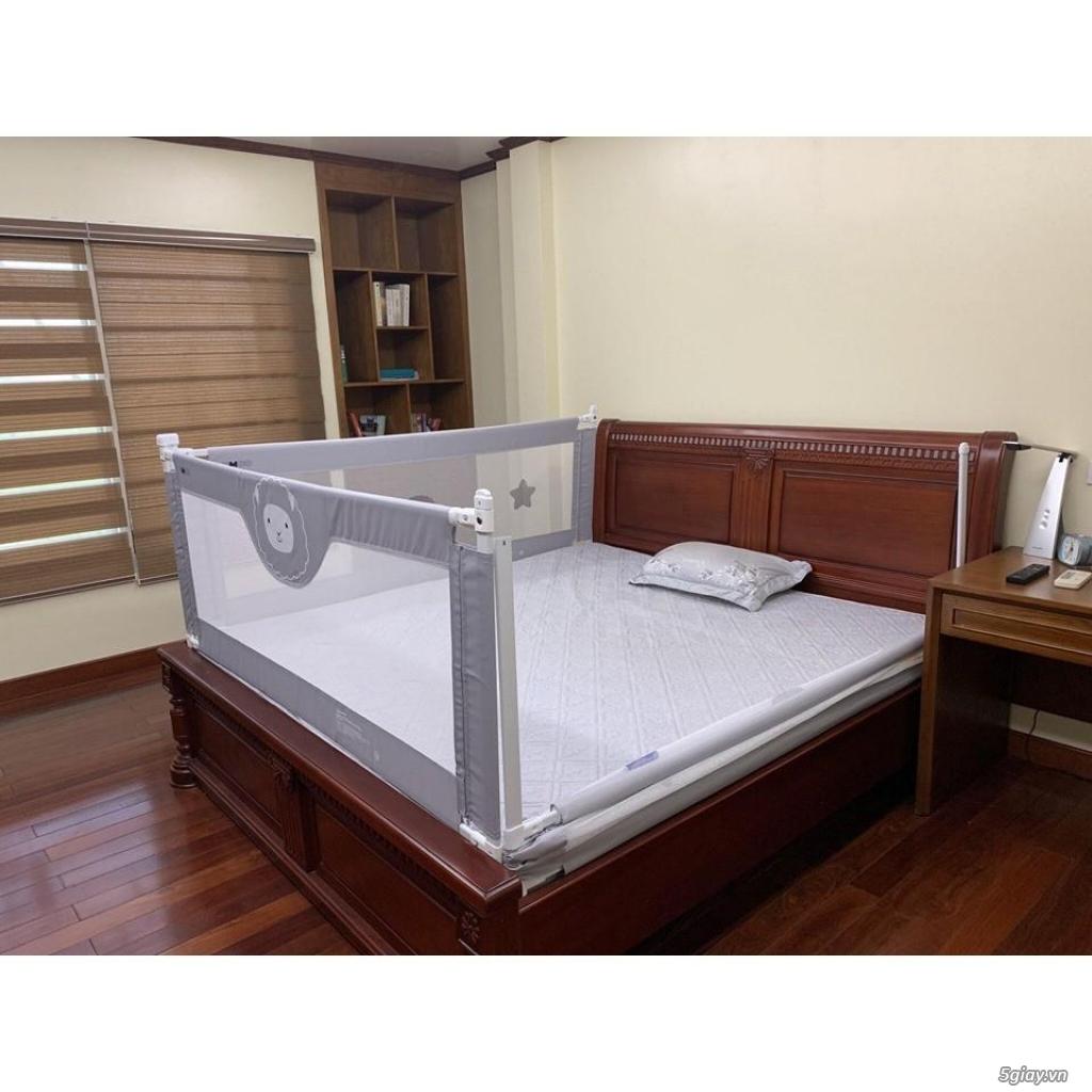Thanh chắn giường Umoo 1m6 1m8 2m tại Biên Hòa - Đồng Nai