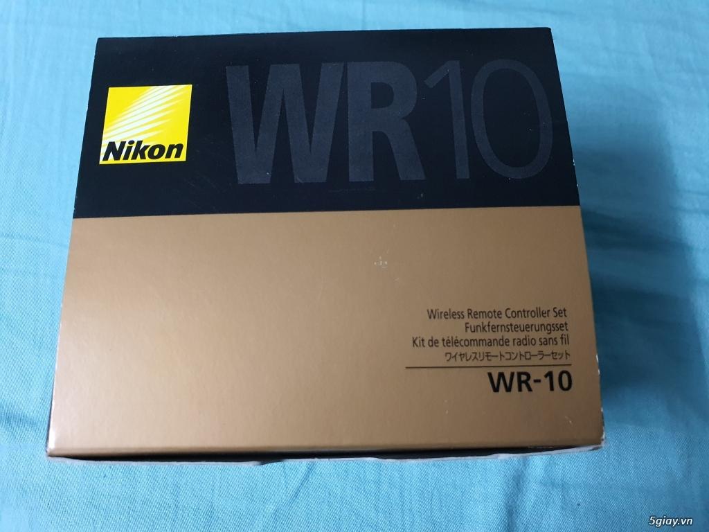 Bộ 3 Nikon WR-R10/WR-T10/WR-A10 Wireless Remote Adapter Set. - 1