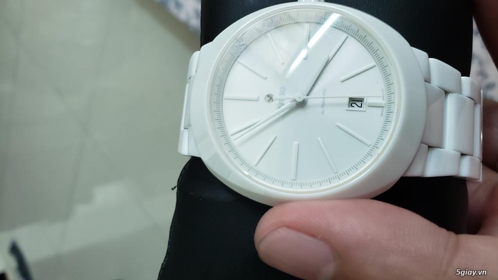 HCM - RADO Men White Ceramic Automatic