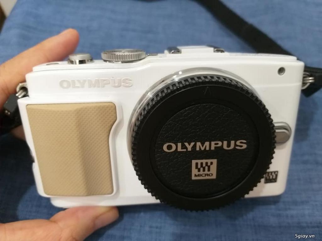 Cần bán: Olympus PEN LITE E-PL5 (body + lens) - 1
