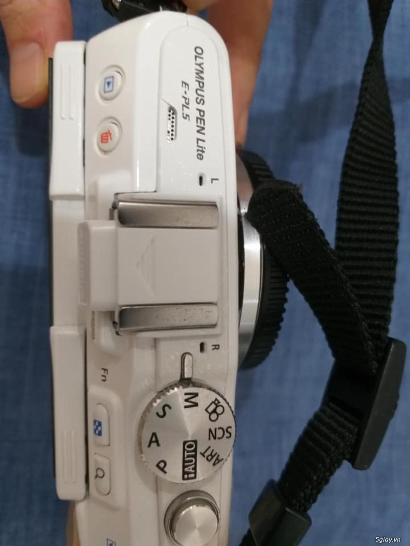 Cần bán: Olympus PEN LITE E-PL5 (body + lens) - 2