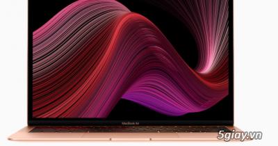 Laptop Apple Macbook Air 13 inch 2020- Nhập khẩu chính hãng