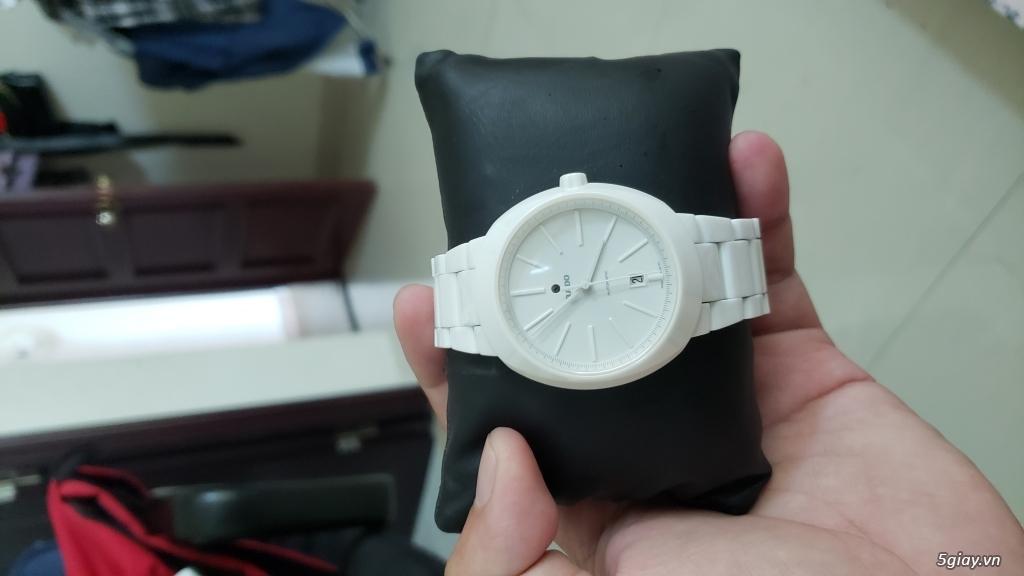 HCM - RADO Men White Ceramic Automatic - 2