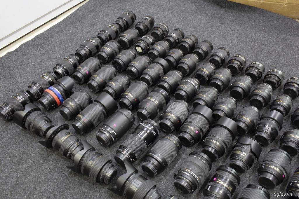 Nhiều ống kính Nikon đủ thể loại!! - 3
