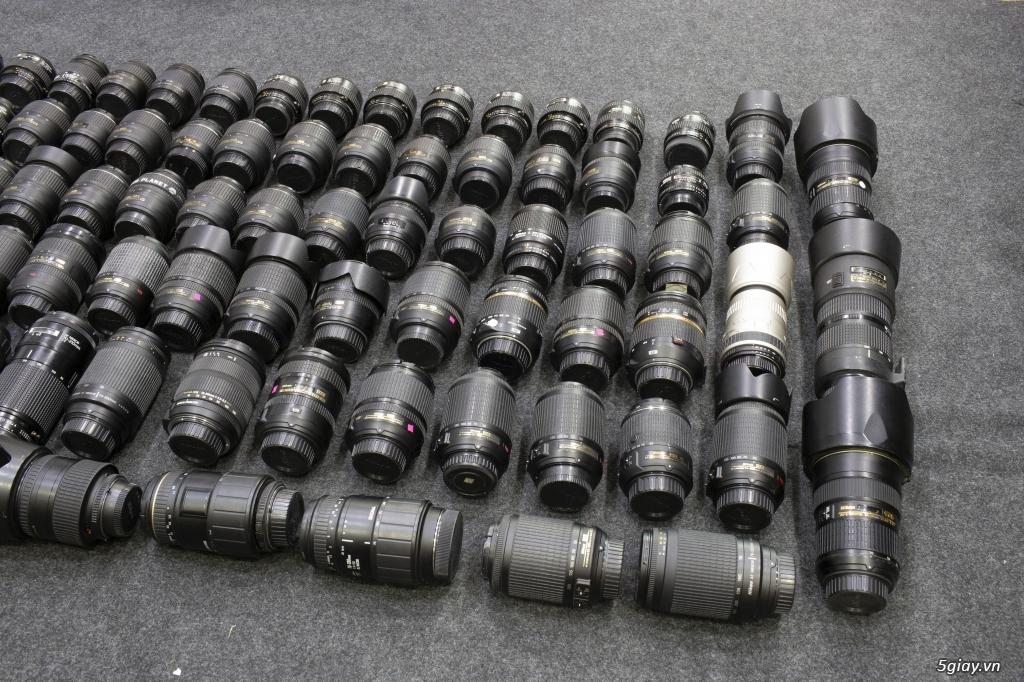 Nhiều ống kính Nikon đủ thể loại!! - 2