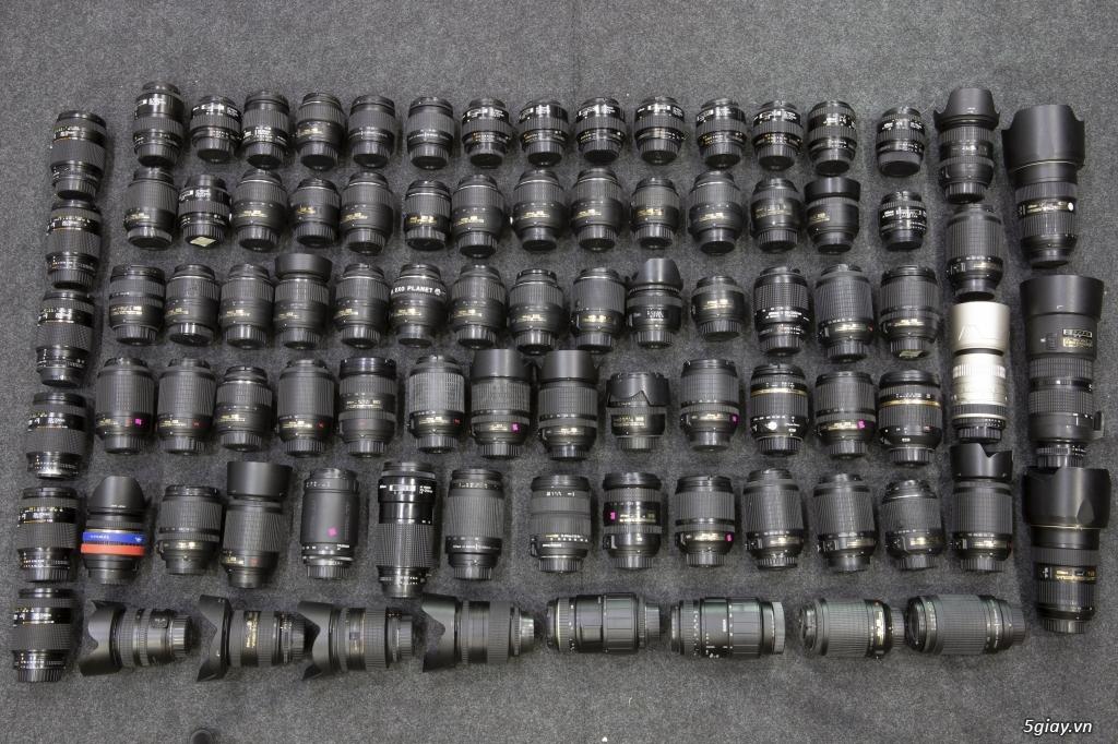 Nhiều ống kính Nikon đủ thể loại!! - 1