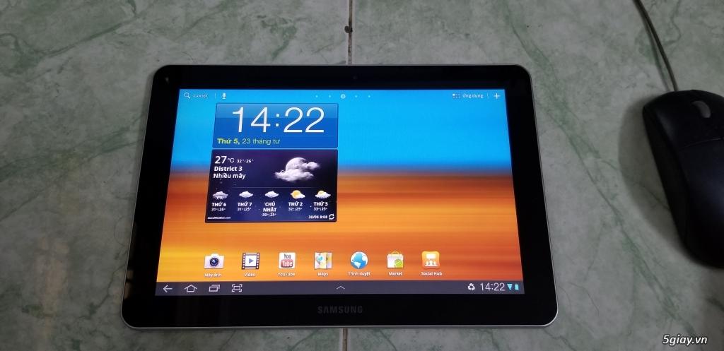 Máy tính bảng Samsung galaxy tab  P-7500 - 4