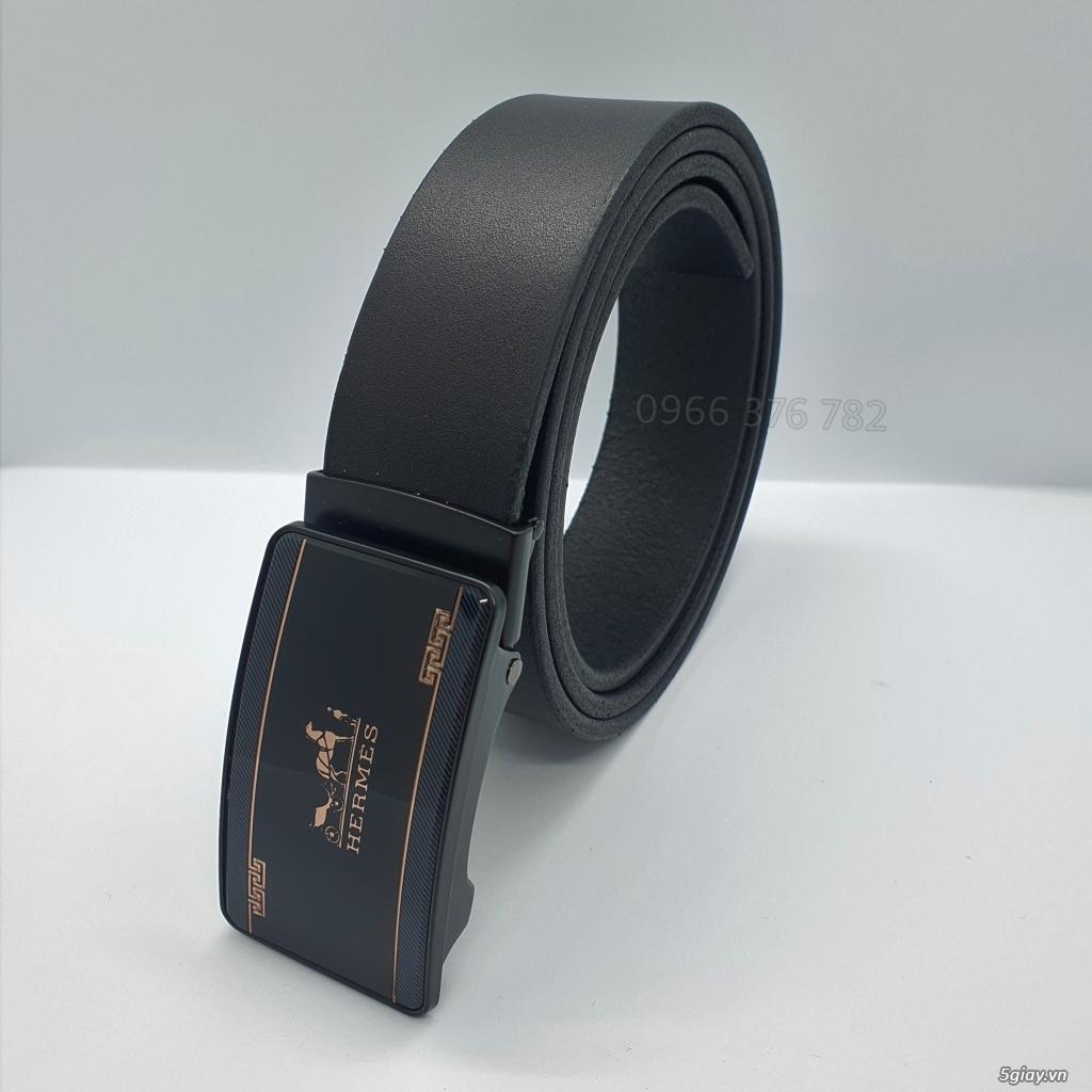 Thắt lưng/ dây nịt rẻ, đẹp, bền - 4
