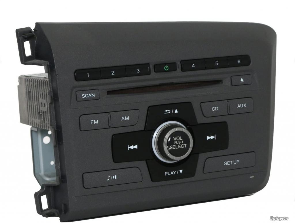Đầu CD Honda Civic 2012-2013 - 1