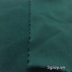 Vải Tricot Cào Lông May Quần Thể Dục - 1