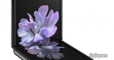Samsung Galaxy Z Flip (8G/512G) - Hàng Chính Hãng