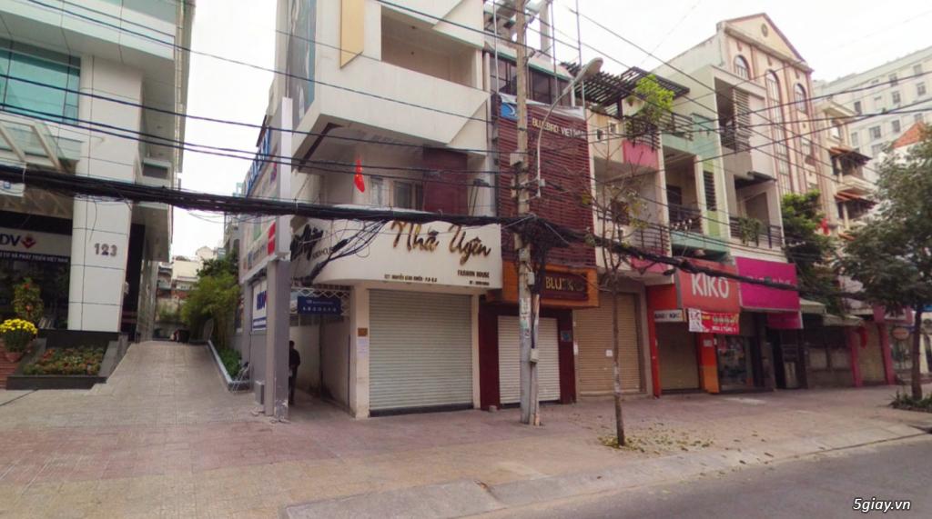 Cho thuê nhà MT Nguyễn Đình Chiểu. Q3. 4 Tầng. 65tr/th