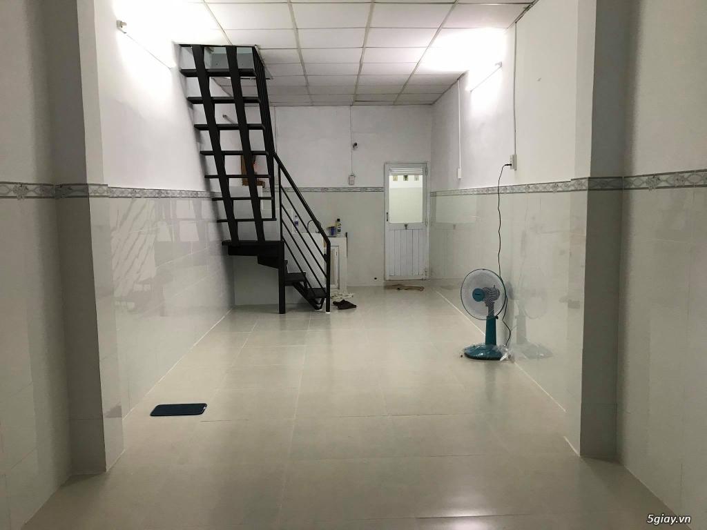 Nhà hẻm Nguyễn Cảnh Chân, 3*9, mới sửa chữa, có máy lạnh