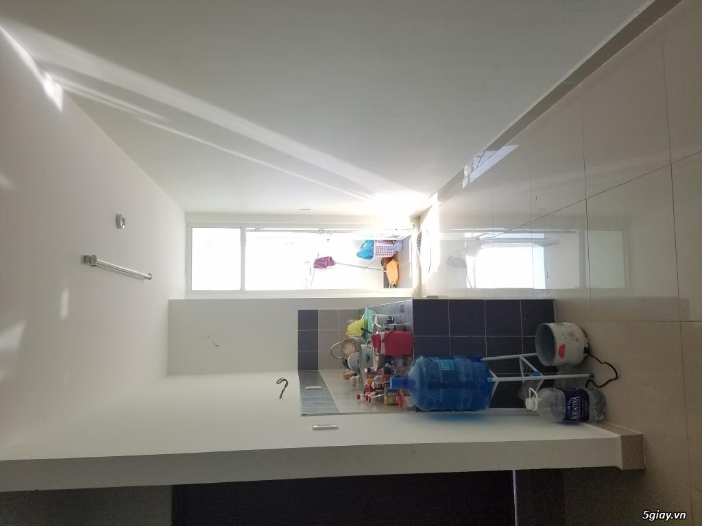 Phòng trọ trong căn hộ Quận 7 62m²