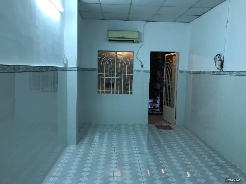 Nhà hẻm Nguyễn Cảnh Chân, 3*9, mới sửa chữa, có máy lạnh - 4