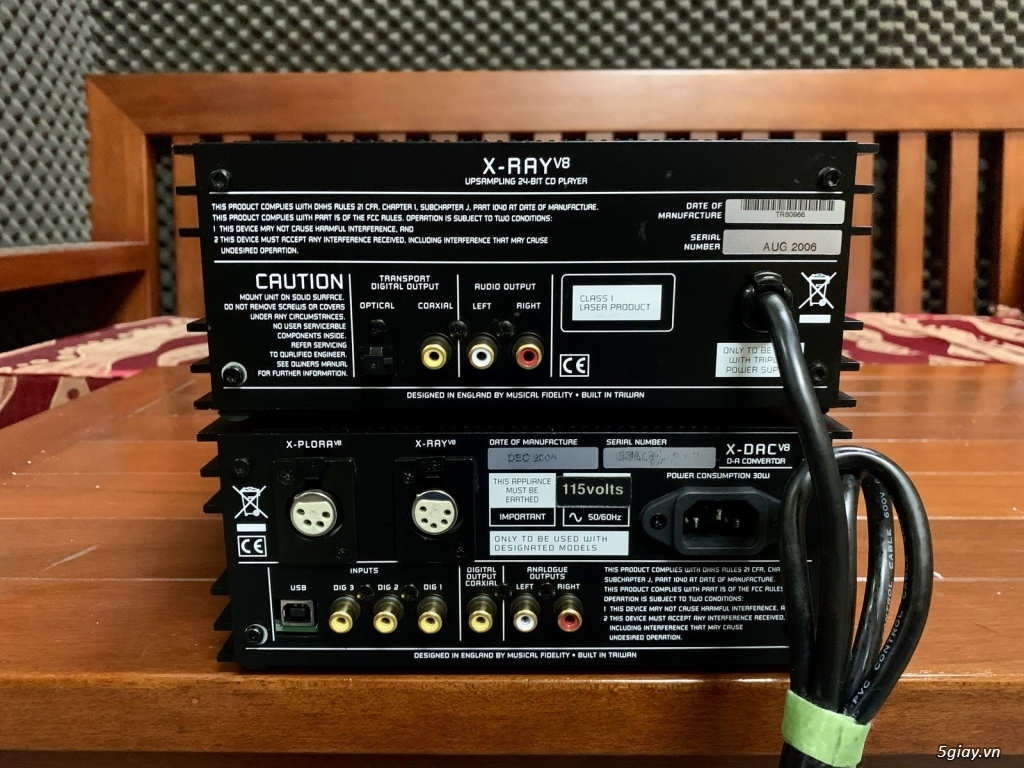 Khanh Audio  Hàng  Từ Mỹ  - 24