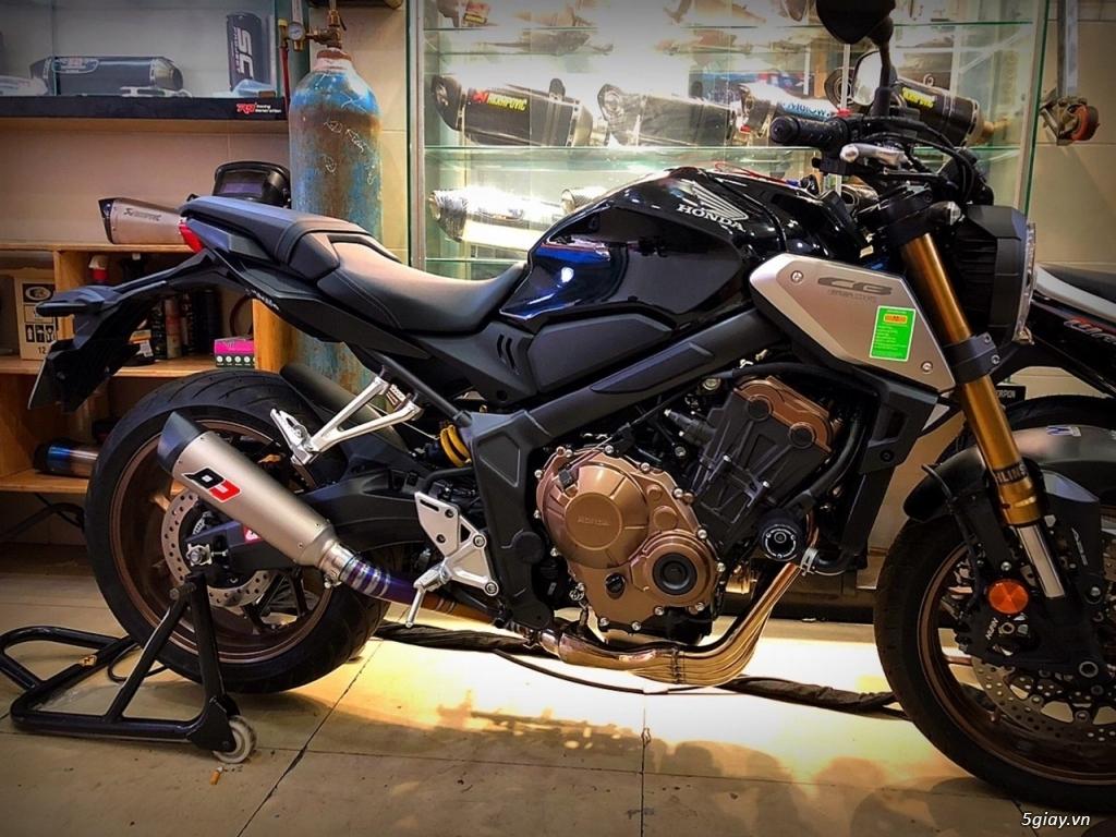 Tiệm pô Thái ròm---Thai Rom Exhaust System - giá tốt nhất - 49