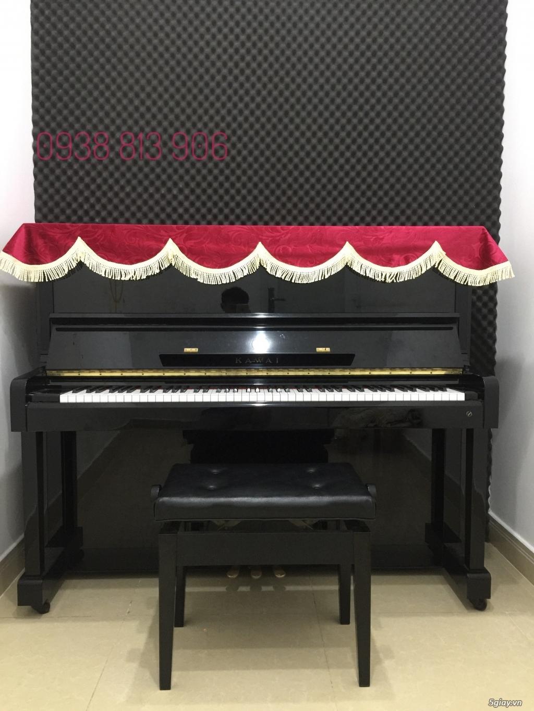 Khăn phủ đàn piano cơ - hàng vải Indo cực đẹp - 1
