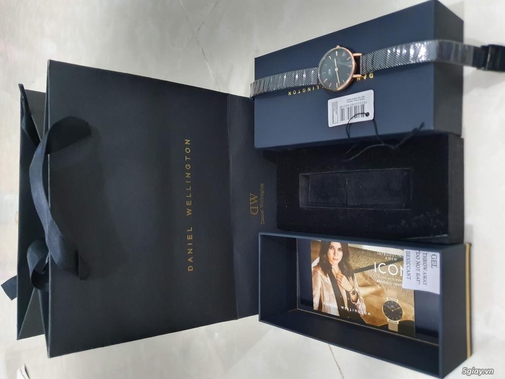 Đồng hồ DW Classic Petite Ashfield mới 100% end 23h00 ngày 18/05/2020!!