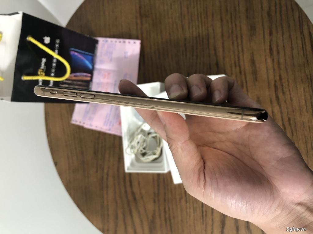 Bán iphone xs max 64gb Gold bản quốc tế 2 sim ZA/A fullbox...