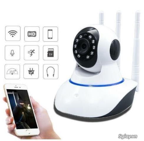 Onncom - Camera bảo mật không dây 1080P HD Video Smart.