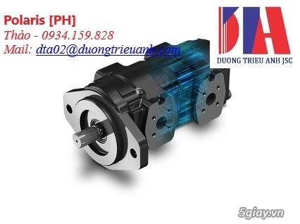 Polaris [PH] - Dòng bơm bánh răng và động cơ mới PH